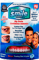 Perfect Smile Veneers для зубов